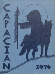 1976 Edition, Capac High School - Capacian Yearbook (Capac, MI)