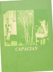 1977 Edition, Capac High School - Capacian Yearbook (Capac, MI)