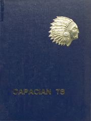 1978 Edition, Capac High School - Capacian Yearbook (Capac, MI)