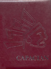 1980 Edition, Capac High School - Capacian Yearbook (Capac, MI)