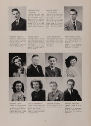 Page 12, 1947 Edition, Kelloggsville High School - Century Yearbook (Grand Rapids, MI) online yearbook collection