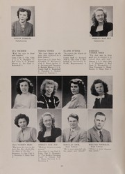 Page 14, 1947 Edition, Kelloggsville High School - Century Yearbook (Grand Rapids, MI) online yearbook collection