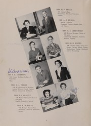 Page 8, 1947 Edition, Kelloggsville High School - Century Yearbook (Grand Rapids, MI) online yearbook collection