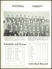 Page 72, 1957 Edition, Notre Dame High School - Juggler Yearbook (Harper Woods, MI) online yearbook collection