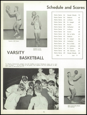 Page 80, 1957 Edition, Notre Dame High School - Juggler Yearbook (Harper Woods, MI) online yearbook collection