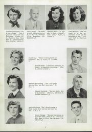 Page 10, 1953 Edition, Byron Center High School - Re Echo Yearbook (Byron Center, MI) online yearbook collection