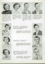 Page 12, 1953 Edition, Byron Center High School - Re Echo Yearbook (Byron Center, MI) online yearbook collection