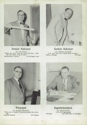 Page 7, 1953 Edition, Byron Center High School - Re Echo Yearbook (Byron Center, MI) online yearbook collection