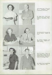 Page 8, 1953 Edition, Byron Center High School - Re Echo Yearbook (Byron Center, MI) online yearbook collection