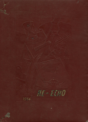 Page 1, 1954 Edition, Byron Center High School - Re Echo Yearbook (Byron Center, MI) online yearbook collection