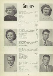 Page 10, 1954 Edition, Byron Center High School - Re Echo Yearbook (Byron Center, MI) online yearbook collection