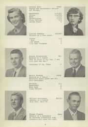 Page 12, 1954 Edition, Byron Center High School - Re Echo Yearbook (Byron Center, MI) online yearbook collection