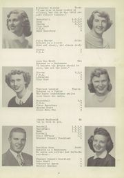 Page 13, 1954 Edition, Byron Center High School - Re Echo Yearbook (Byron Center, MI) online yearbook collection