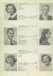 Page 14, 1954 Edition, Byron Center High School - Re Echo Yearbook (Byron Center, MI) online yearbook collection