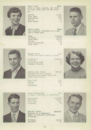 Page 15, 1954 Edition, Byron Center High School - Re Echo Yearbook (Byron Center, MI) online yearbook collection