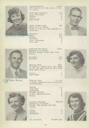 Page 16, 1954 Edition, Byron Center High School - Re Echo Yearbook (Byron Center, MI) online yearbook collection