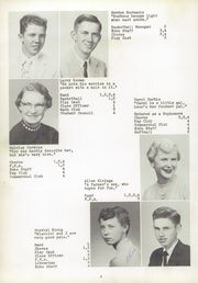 Page 12, 1956 Edition, Byron Center High School - Re Echo Yearbook (Byron Center, MI) online yearbook collection