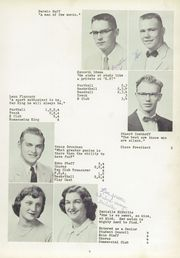 Page 13, 1956 Edition, Byron Center High School - Re Echo Yearbook (Byron Center, MI) online yearbook collection