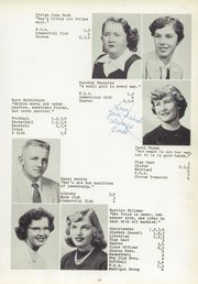 Page 15, 1956 Edition, Byron Center High School - Re Echo Yearbook (Byron Center, MI) online yearbook collection