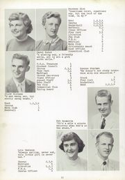 Page 16, 1956 Edition, Byron Center High School - Re Echo Yearbook (Byron Center, MI) online yearbook collection