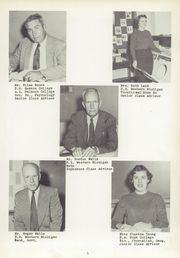 Page 9, 1956 Edition, Byron Center High School - Re Echo Yearbook (Byron Center, MI) online yearbook collection