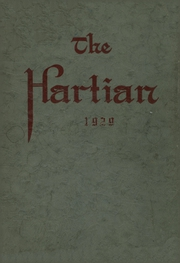 Page 1, 1929 Edition, Hart High School - Hartian Yearbook (Hart, MI) online yearbook collection