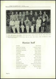 Page 10, 1929 Edition, Hart High School - Hartian Yearbook (Hart, MI) online yearbook collection