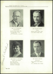 Page 12, 1929 Edition, Hart High School - Hartian Yearbook (Hart, MI) online yearbook collection