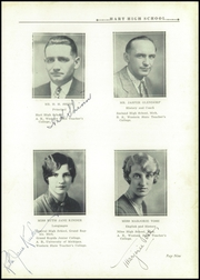 Page 13, 1929 Edition, Hart High School - Hartian Yearbook (Hart, MI) online yearbook collection