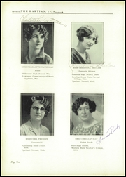 Page 14, 1929 Edition, Hart High School - Hartian Yearbook (Hart, MI) online yearbook collection