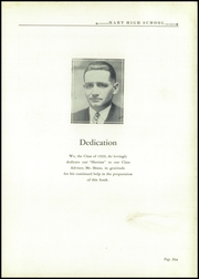 Page 9, 1929 Edition, Hart High School - Hartian Yearbook (Hart, MI) online yearbook collection