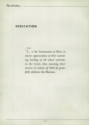 Page 8, 1944 Edition, Hart High School - Hartian Yearbook (Hart, MI) online yearbook collection