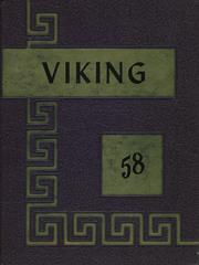 1958 Edition, Bronson High School - Viking Yearbook (Bronson, MI)