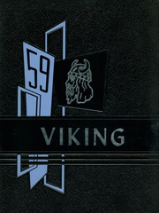 1959 Edition, Bronson High School - Viking Yearbook (Bronson, MI)