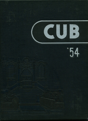 Page 1, 1954 Edition, University of Detroit Jesuit High School - Cub Yearbook (Detroit, MI) online yearbook collection