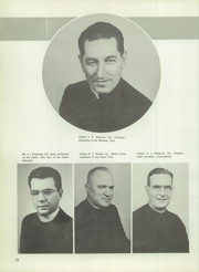 Page 14, 1954 Edition, University of Detroit Jesuit High School - Cub Yearbook (Detroit, MI) online yearbook collection
