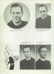 Page 16, 1954 Edition, University of Detroit Jesuit High School - Cub Yearbook (Detroit, MI) online yearbook collection