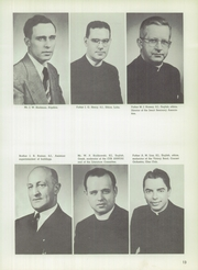 Page 17, 1954 Edition, University of Detroit Jesuit High School - Cub Yearbook (Detroit, MI) online yearbook collection