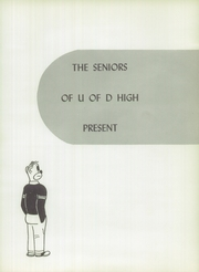 Page 5, 1954 Edition, University of Detroit Jesuit High School - Cub Yearbook (Detroit, MI) online yearbook collection