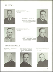 Page 15, 1960 Edition, University of Detroit Jesuit High School - Cub Yearbook (Detroit, MI) online yearbook collection