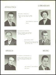 Page 17, 1960 Edition, University of Detroit Jesuit High School - Cub Yearbook (Detroit, MI) online yearbook collection