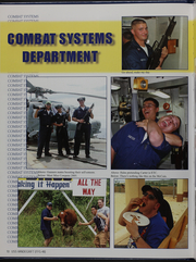 Page 12, 2005 Edition, Vandegrift (FFG 48) - Naval Cruise Book online yearbook collection