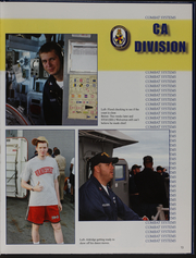 Page 15, 2005 Edition, Vandegrift (FFG 48) - Naval Cruise Book online yearbook collection