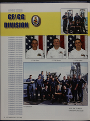 Page 16, 2005 Edition, Vandegrift (FFG 48) - Naval Cruise Book online yearbook collection