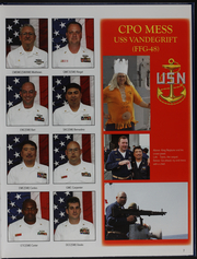 Page 9, 2005 Edition, Vandegrift (FFG 48) - Naval Cruise Book online yearbook collection