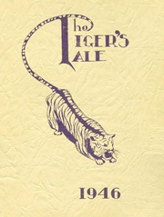 Page 1, 1946 Edition, Shelby High School - Tigers Tale Yearbook (Shelby, MI) online yearbook collection