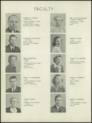 Page 10, 1946 Edition, Shelby High School - Tigers Tale Yearbook (Shelby, MI) online yearbook collection
