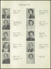 Page 11, 1946 Edition, Shelby High School - Tigers Tale Yearbook (Shelby, MI) online yearbook collection