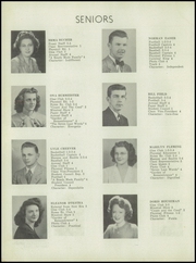 Page 16, 1946 Edition, Shelby High School - Tigers Tale Yearbook (Shelby, MI) online yearbook collection