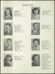 Page 17, 1946 Edition, Shelby High School - Tigers Tale Yearbook (Shelby, MI) online yearbook collection